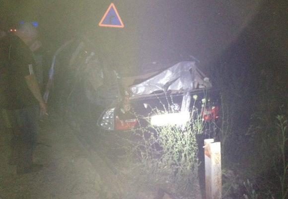 """Поблизу Тернополя перекинувся автомобіль """"BMW X5"""". Водій загинув (ФОТО - Оновлено), фото-3"""