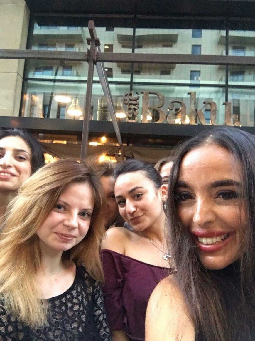 Студентка журфака МГУ из Троицка Новой Москвы посетила Баку с делегацией молодёжи столичных ВУЗов, фото-5