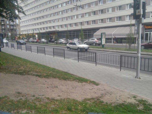 Від площі Різні до вулиці Детька облаштують смугу громадського транспорту (ФОТО), фото-5