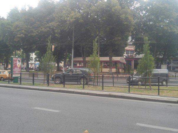 Від площі Різні до вулиці Детька облаштують смугу громадського транспорту (ФОТО), фото-4
