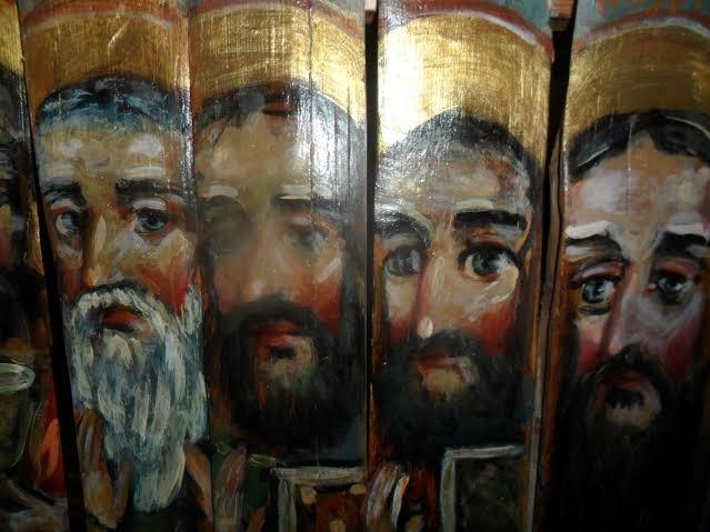 """""""Купи ікону – допоможи війську"""": львівські іконописці влаштували благодійну акцію (ФОТО), фото-2"""