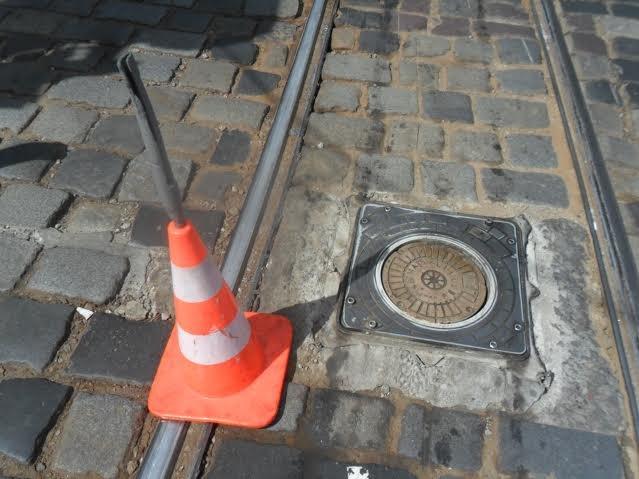 У центрі Львова знову не працюють боларди (ФОТО), фото-2