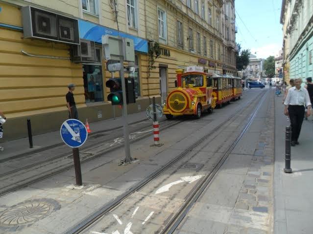У центрі Львова знову не працюють боларди (ФОТО), фото-4