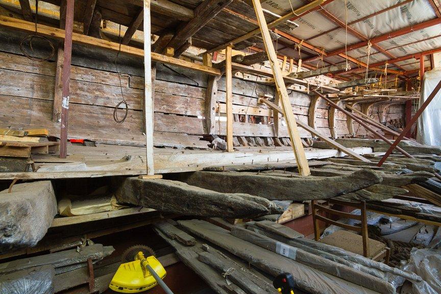 На Хортице реставраторы восстанавливают древние суда, - ФОТОРЕПОРТАЖ, фото-25