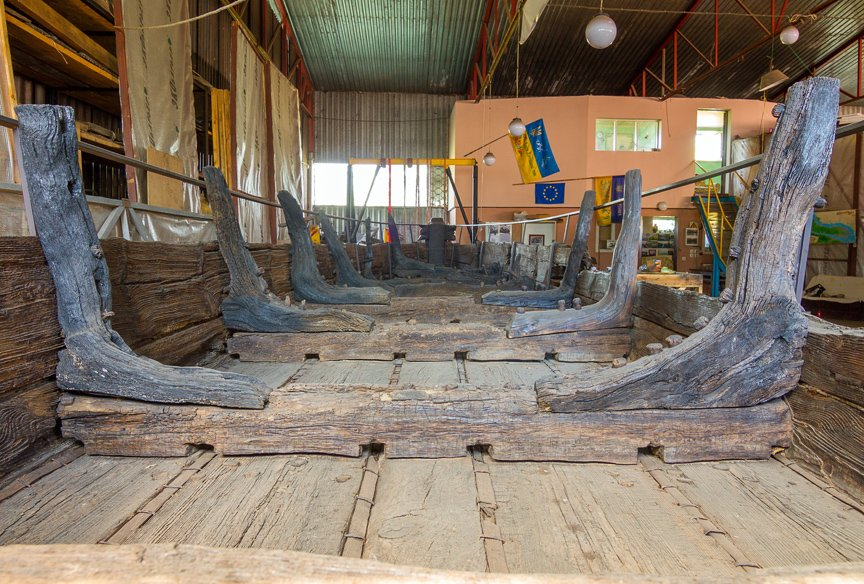 На Хортице реставраторы восстанавливают древние суда, - ФОТОРЕПОРТАЖ, фото-10