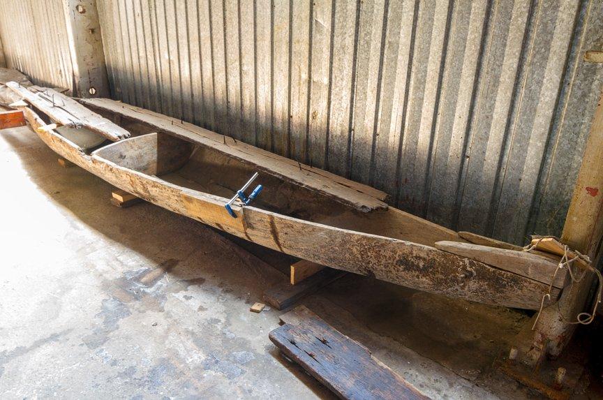 На Хортице реставраторы восстанавливают древние суда, - ФОТОРЕПОРТАЖ, фото-12