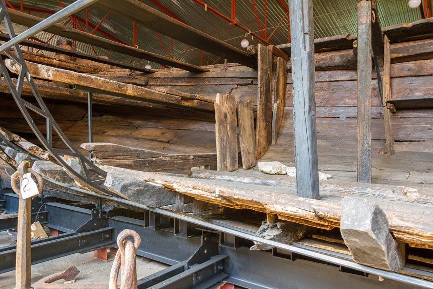 На Хортице реставраторы восстанавливают древние суда, - ФОТОРЕПОРТАЖ, фото-13