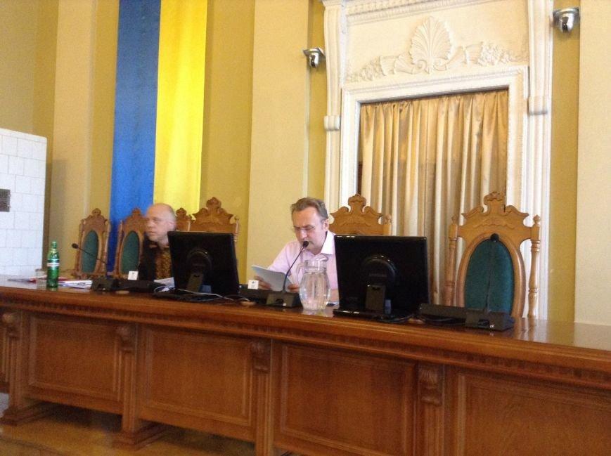 У Львові відбулося пленарне засідання міської ради: як це було? (ФОТО), фото-4