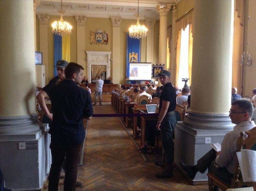 У Львові відбулося пленарне засідання міської ради: як це було? (ФОТО), фото-7