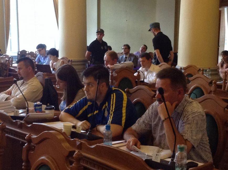 У Львові відбулося пленарне засідання міської ради: як це було? (ФОТО), фото-6