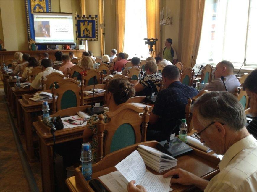 У Львові відбулося пленарне засідання міської ради: як це було? (ФОТО), фото-2