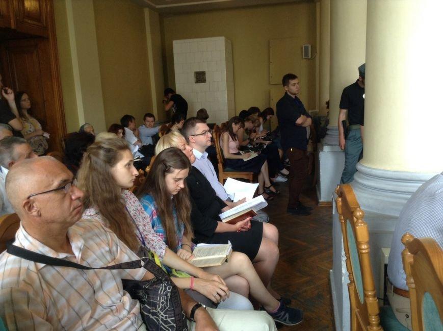 У Львові відбулося пленарне засідання міської ради: як це було? (ФОТО), фото-9