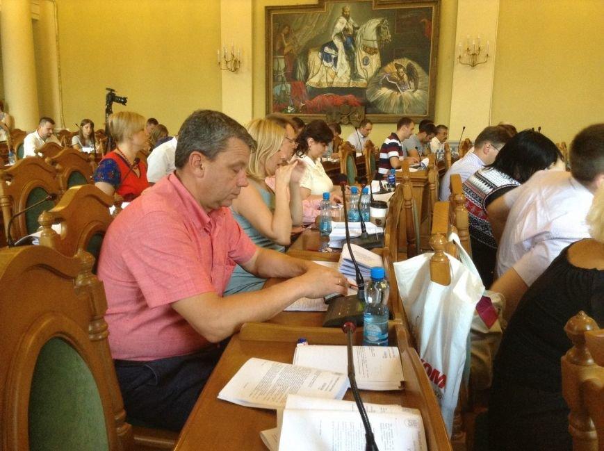 У Львові відбулося пленарне засідання міської ради: як це було? (ФОТО), фото-3