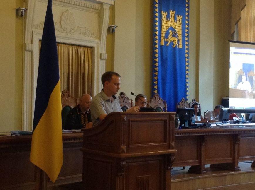 У Львові відбулося пленарне засідання міської ради: як це було? (ФОТО), фото-8