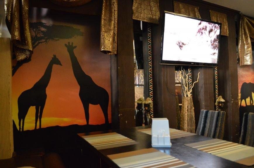 "Тест-драйв запорожских общепитов: кафе-бар ""Африкана"", фото-6"