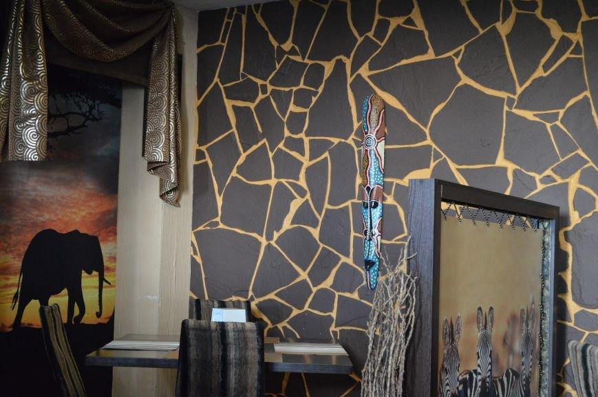 "Тест-драйв запорожских общепитов: кафе-бар ""Африкана"", фото-4"