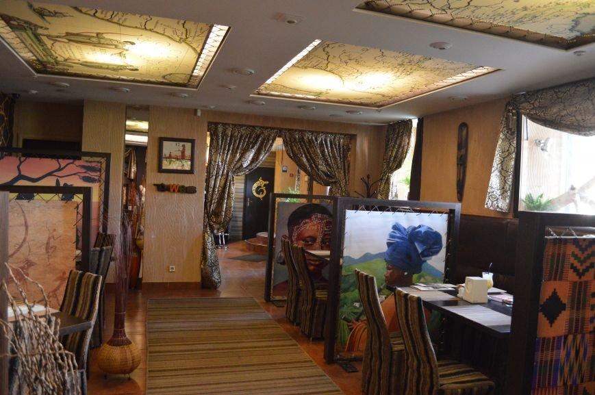"Тест-драйв запорожских общепитов: кафе-бар ""Африкана"", фото-1"