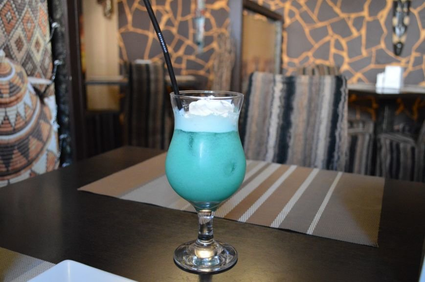 "Тест-драйв запорожских общепитов: кафе-бар ""Африкана"", фото-11"