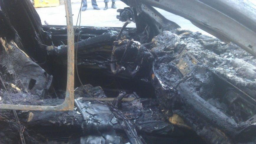 В Харькове ночью подожгли иномарку (ФОТО), фото-2