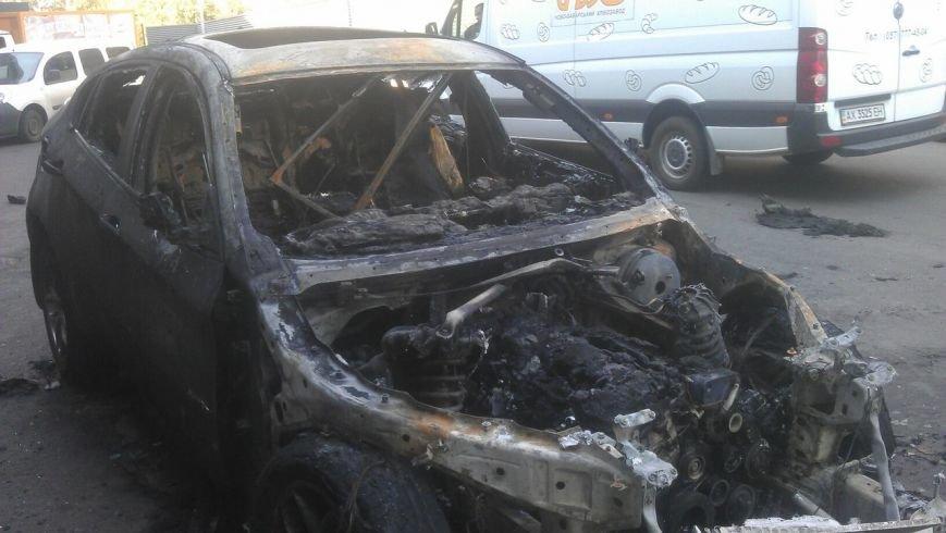 В Харькове ночью подожгли иномарку (ФОТО), фото-3