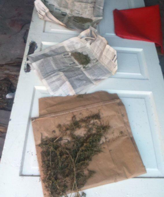 У сумчанина нашли оружие и наркотики (ФОТО), фото-6