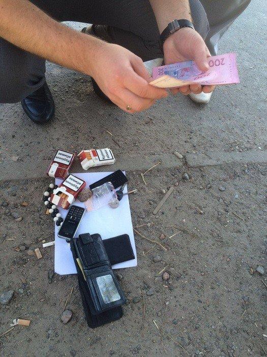 На хабарі спіймали співробітника Білоцерківської виправної колонії, фото-3