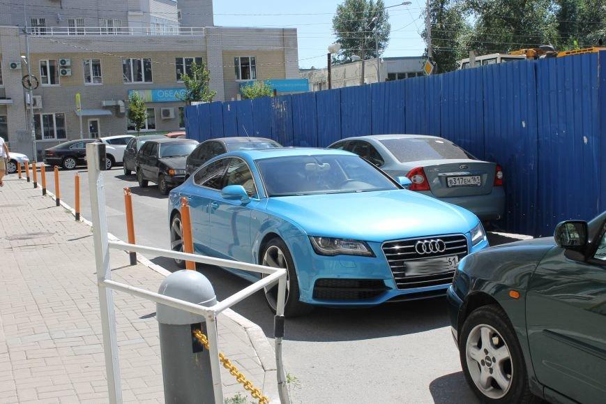 Парковка по-ростовски: ни себе, ни людям, фото-2