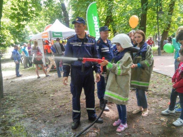 Як у Львові відбувся фестиваль «Місто професій», фото-1