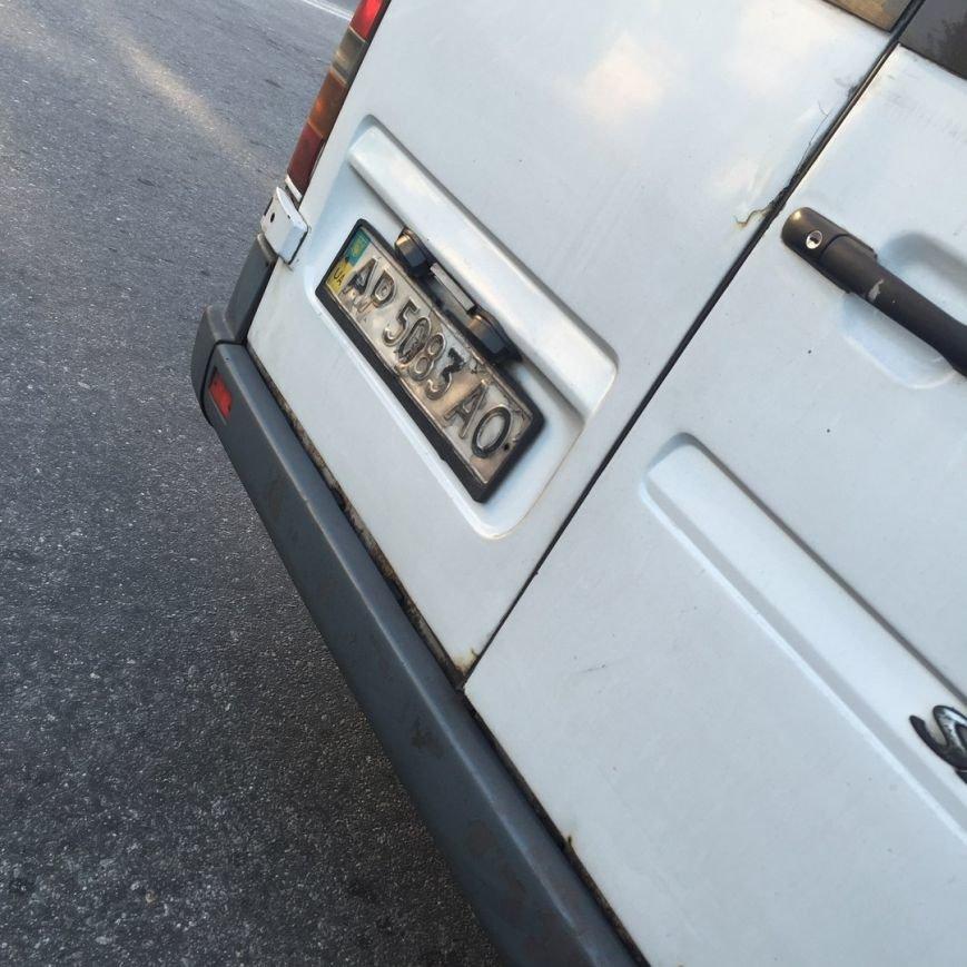 В Запорожье водитель маршрутки обозвал сироту тварью и не пускал в салон, фото-3