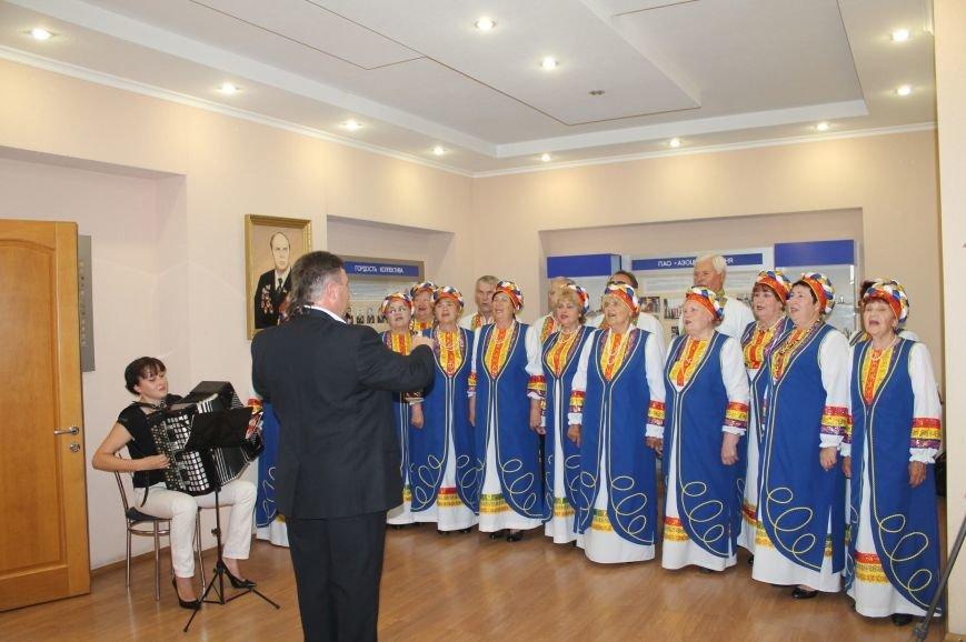 Металлурги Бахмута отметили профессиональный праздник, фото-1