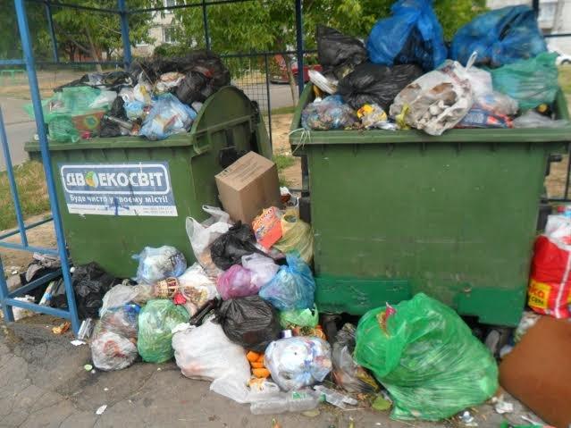 Львів'яни знову скаржаться на переповнені смітники (ФОТО), фото-5
