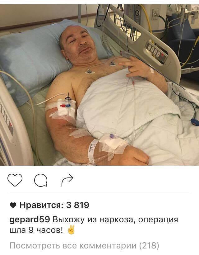 Кернес показал свое фото после операции (ФОТО), фото-1
