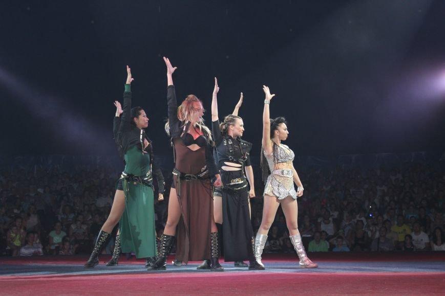 В Бердянске состоялась премьера «Ангелов Цирка», фото-9