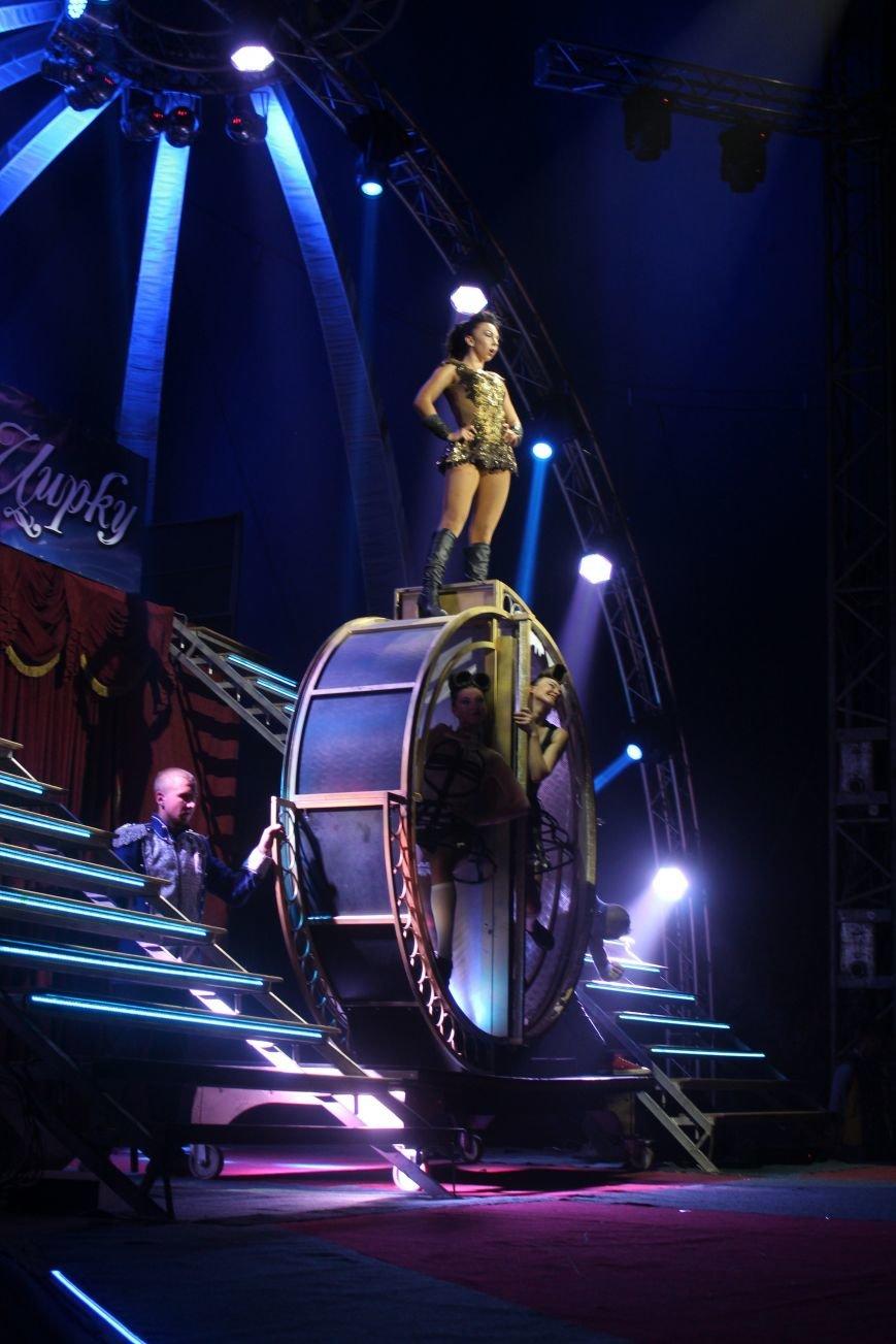 В Бердянске состоялась премьера «Ангелов Цирка», фото-8