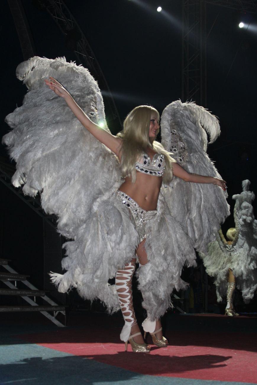В Бердянске состоялась премьера «Ангелов Цирка», фото-10