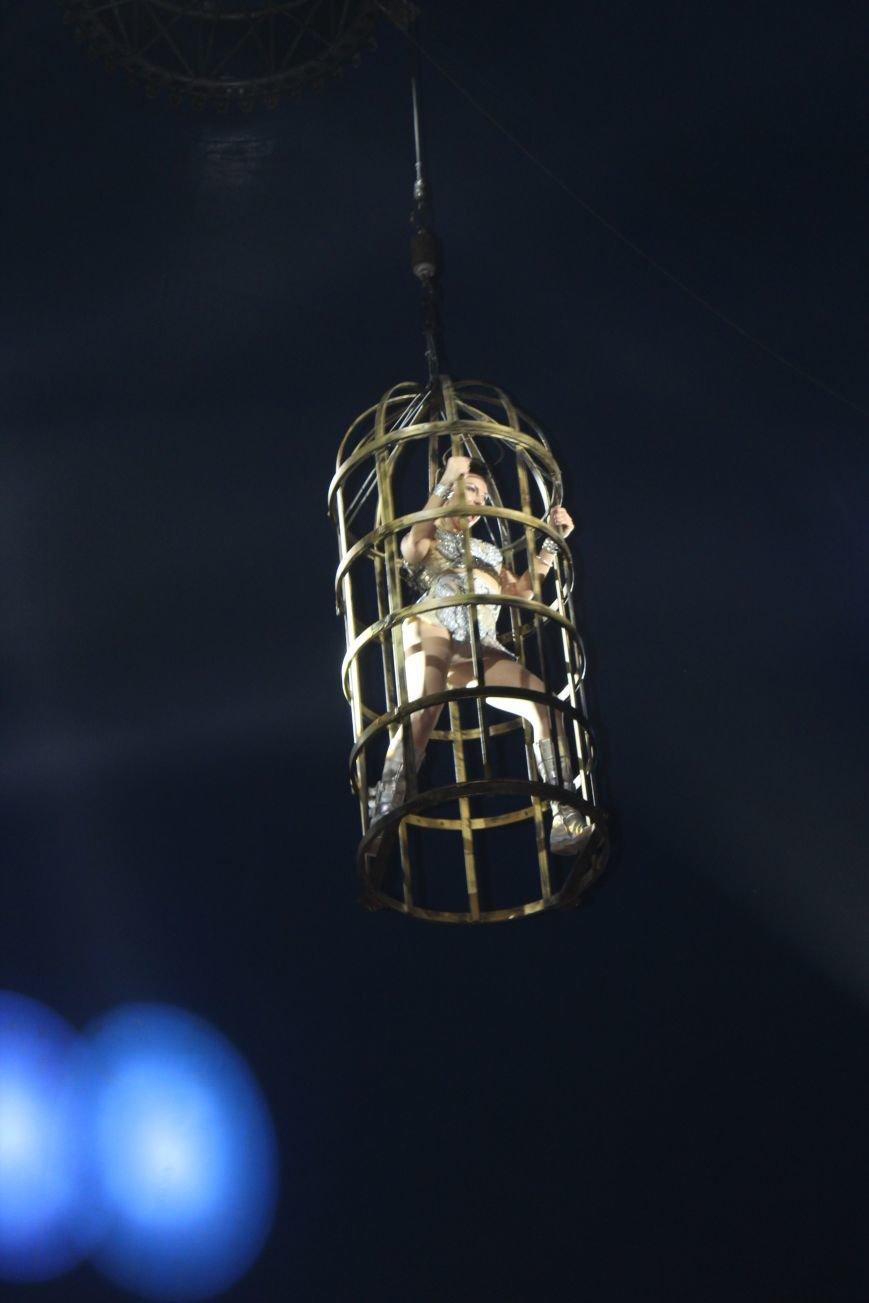 В Бердянске состоялась премьера «Ангелов Цирка», фото-12