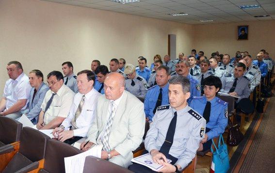 У Новограді-Волинському відбулася виїзна колегія Головного управління Нацполіції в області, фото-3