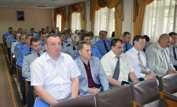 У Новограді-Волинському відбулася виїзна колегія Головного управління Нацполіції в області, фото-1