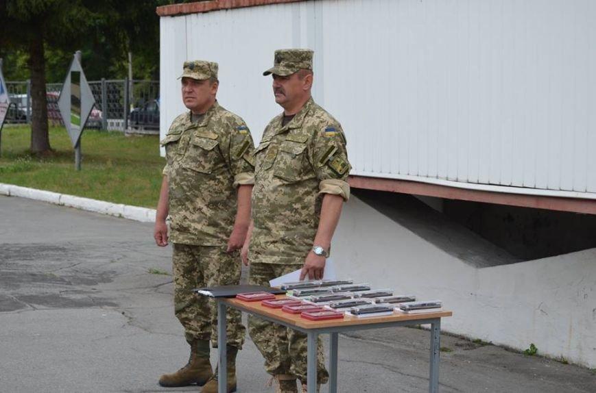 Закриття навчань загонів територіальної оборони Новоград-Волинського району, фото-5