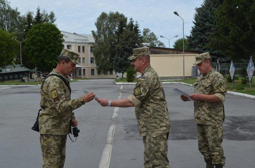 Закриття навчань загонів територіальної оборони Новоград-Волинського району, фото-3