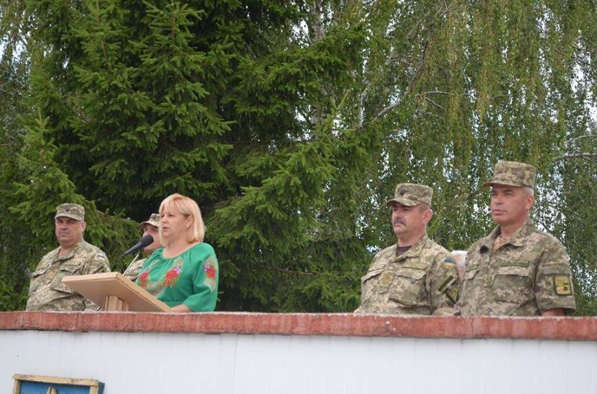 Закриття навчань загонів територіальної оборони Новоград-Волинського району, фото-4