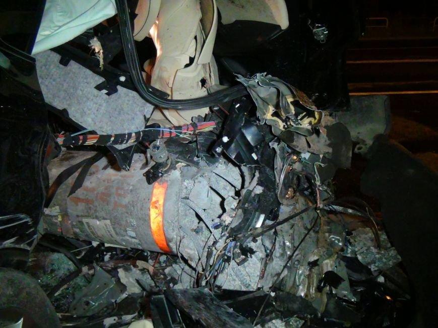 Відео та фото нічної аварії під Івано-Франківськом (ФОТО+ВІДЕО), фото-2