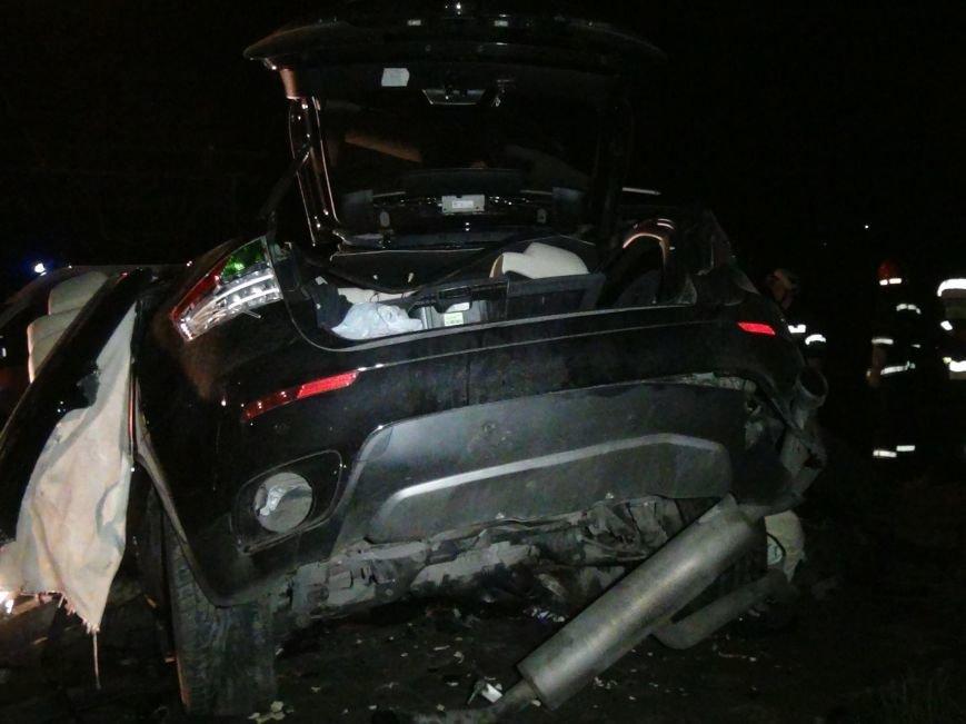 Відео та фото нічної аварії під Івано-Франківськом (ФОТО+ВІДЕО), фото-1