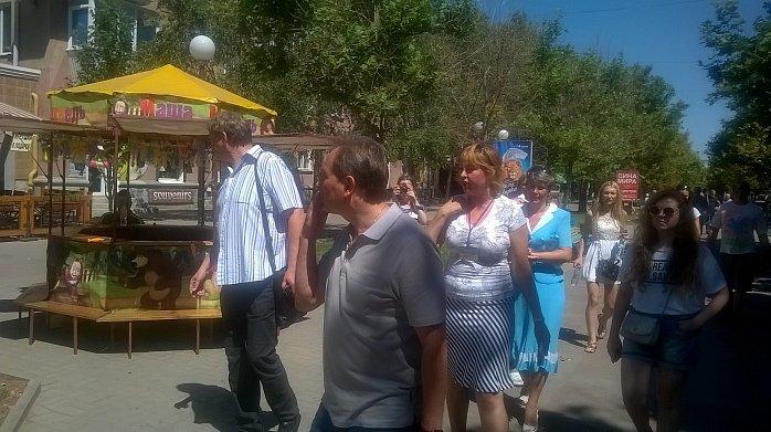 Бердянск принимает журналистов центральных телеканалов как финалист проекта «7 чудес Украины», фото-5