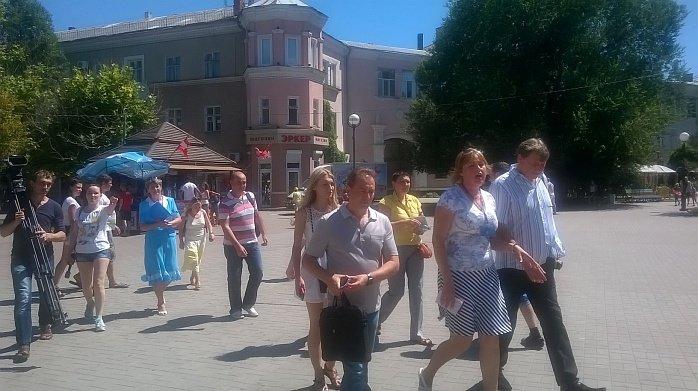 Бердянск принимает журналистов центральных телеканалов как финалист проекта «7 чудес Украины», фото-4