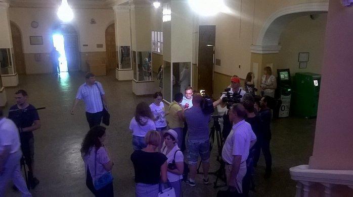Бердянск принимает журналистов центральных телеканалов как финалист проекта «7 чудес Украины», фото-3