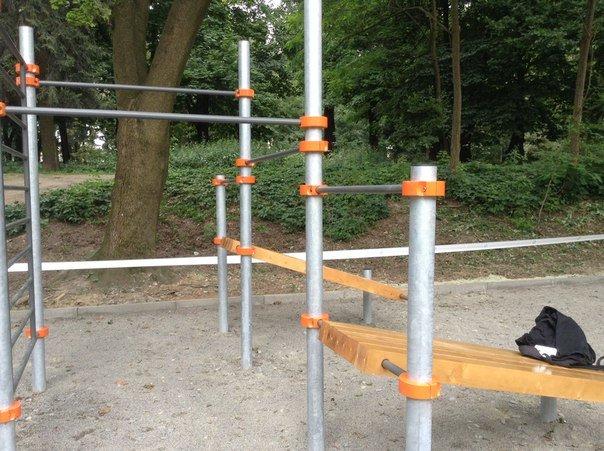 У Парку культури відкрили спортивний майданчик для воркауту (ФОТО), фото-5