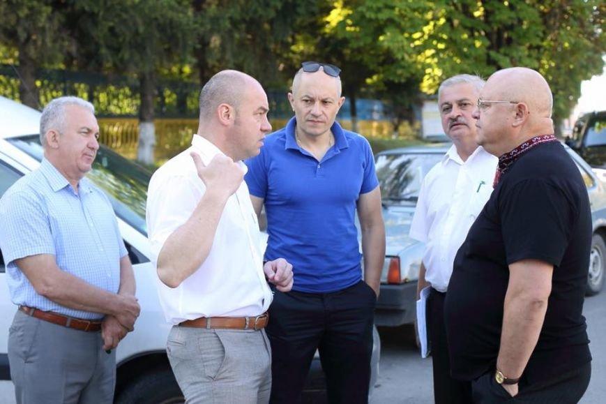 У Тернополі ремонтують вулицю Тролейбусну і Микулинецьку, фото-3