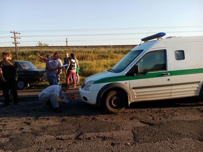 Появились фото с места обстрела инкассаторской машины под Запорожьем, фото-2