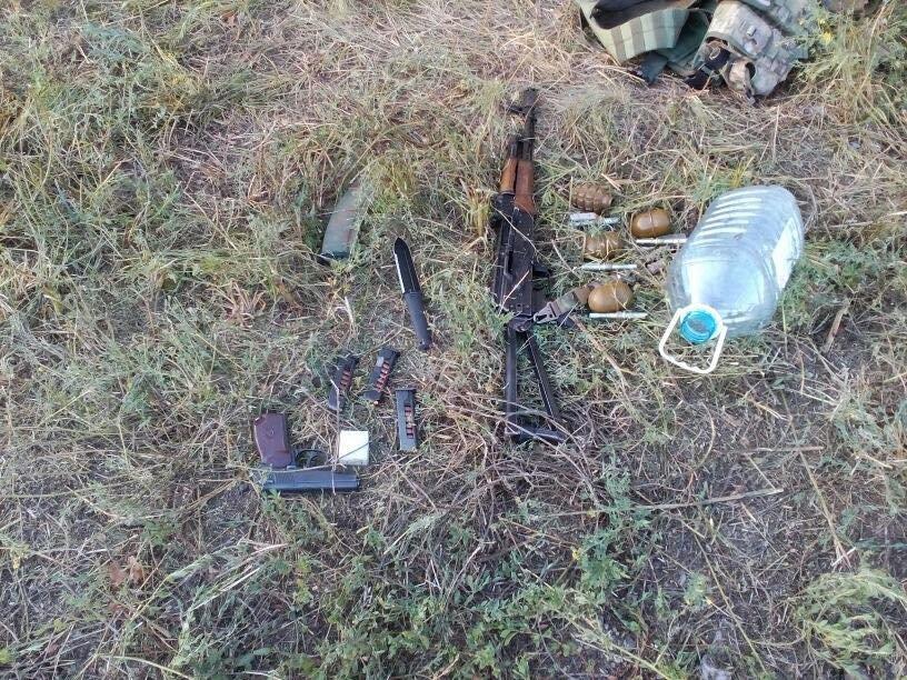 Появились фото с места обстрела инкассаторской машины под Запорожьем, фото-1